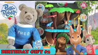 Nick Jr. Peter Rabbit Adventure Treehouse Playset