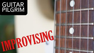 THE ONE THING NOḂODY TOLD YOU ABOUT IMPROVISING!!