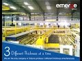 Emerge Glass - Manufacturing Plant at Rajasthan