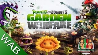 Plants v Zombies Garden Warfare Review - Worth a buy?
