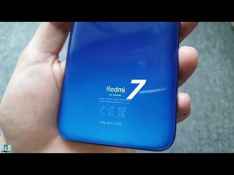 Redmi 7 от Xiaomi –Обзор. Цена. Характеристики.