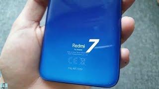Redmi 7 от Xiaomi Обзор. Цена. Характеристики. Xiaomi Обзор Цена Характеристики