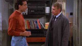 Seinfeld - The Library Cop