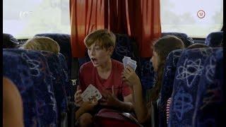Hádka v autobuse (PRÁZDNINY)