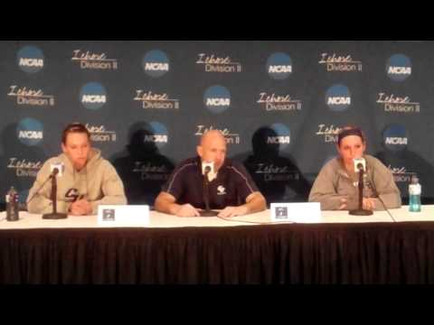 Concordia-St. Paul - Post Match Press Conference - NCAA D2 Championship Quarters
