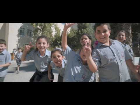 Ramallah Friends School in the eyes of American friend and v