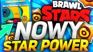 LEON NOWY STAR POWER!  BRAWL STARS POLSKA  (odc.68)