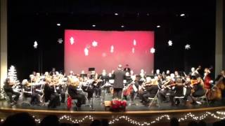 LRSO Holiday Concert, Dec. 8, 2012, Ben Greene, conductor