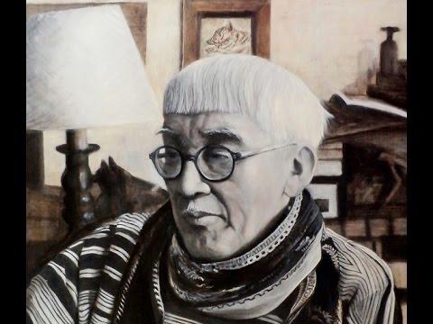 Léonard Foujita  藤田嗣治の肖像
