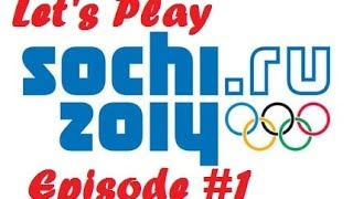 Let's Play: Olympics 2014 (Episode #1) Totally Not London 2012