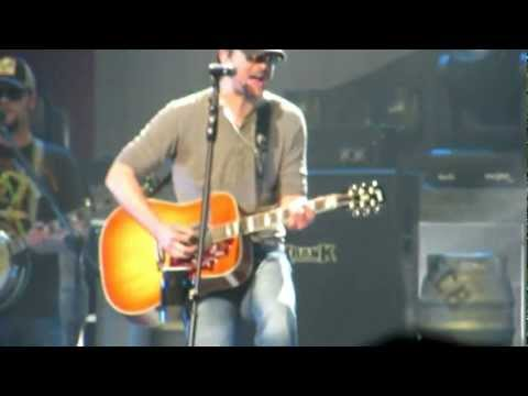 Eric Church - Country Music Jesus live HD