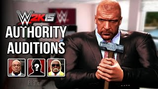 The Authority Auditions - WWE 2K15 PC Mods