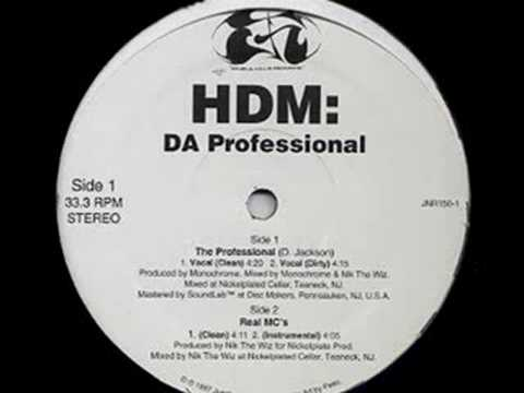 HDM - Real MC's / Da Professional