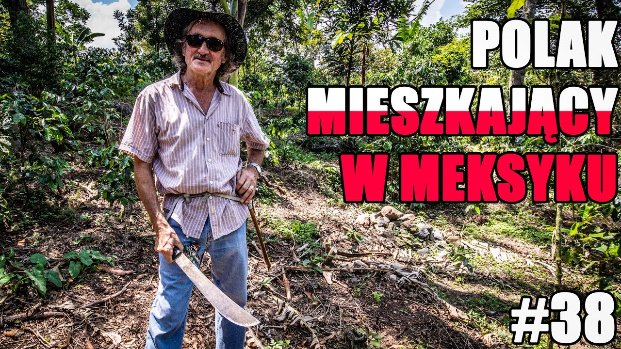 POLAK OTWORZYŁ PLANTACJĘ KAWY W MEKSYKU #38