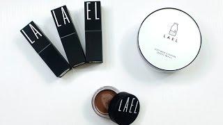 [1st Impression + Review] Thử nghiệm đồ makeup, dưỡng da mới từ Lael   Ashley Van