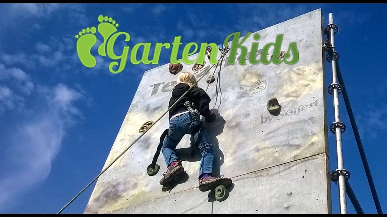 Klettergerüst Clipart : Kletterwand garten kids.com youtube