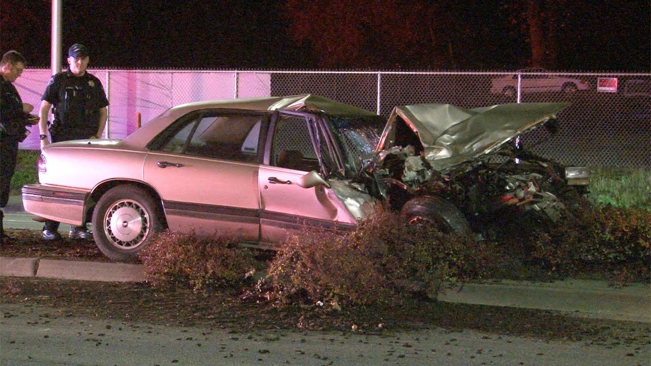 Three Car Accident 14400 Block Canyon Road Puyallup WA
