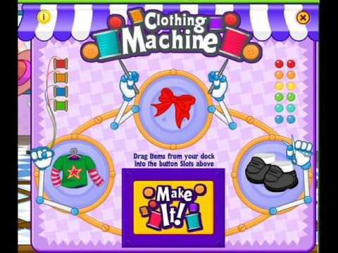 Webkinz clothes stores