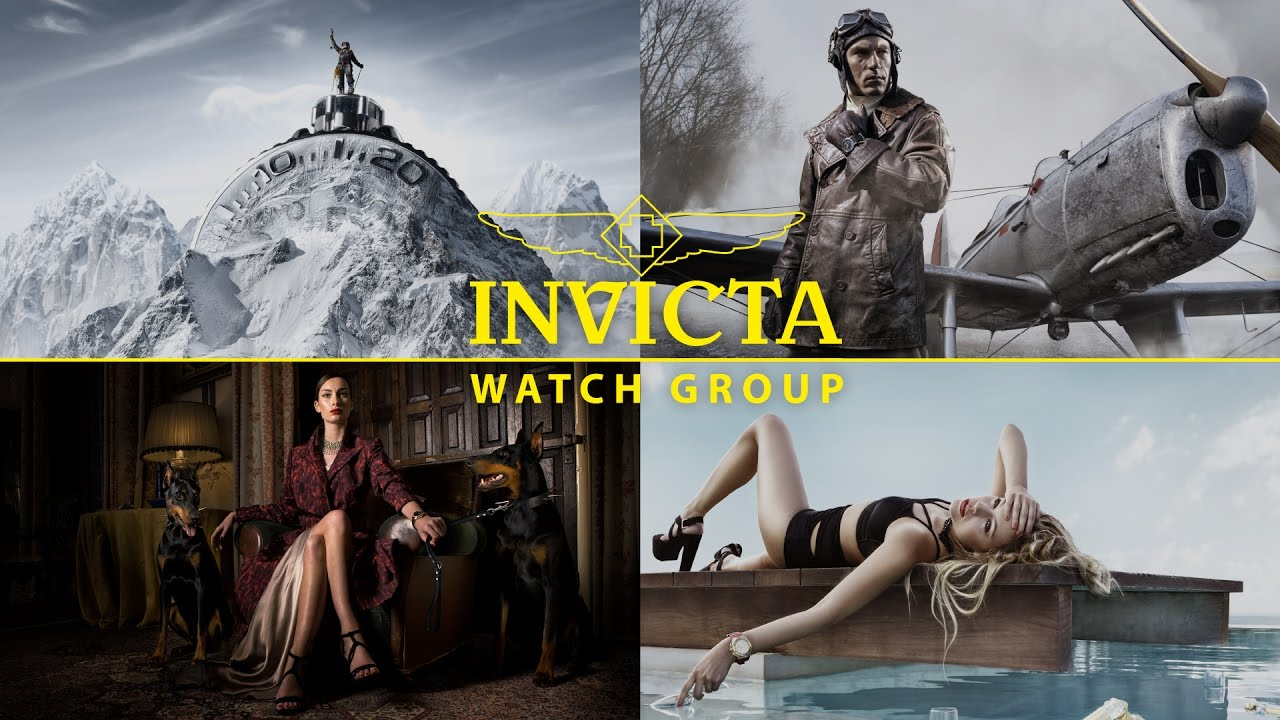Invicta Watch Group Compilation