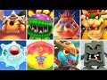 Super Mario Galaxy 1 & 2 - All Boss Fights (Boss Fight Compilation)