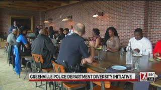 Greenville PD partners with HBCUs to increase diversity