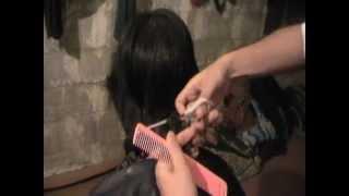 Afghan force haircut
