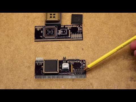 Z80 Retrocomputing 18 - Z180 CPU board for RC2014