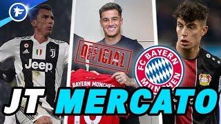 Le Bayern Munich frappe très fort | Journal du Mercato