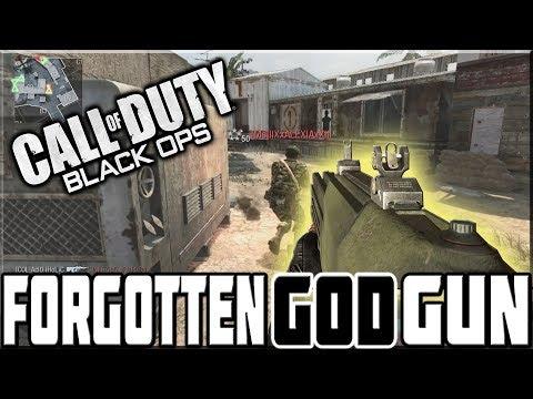 FORGOTTEN GOD GUN IN BLACK OPS!?