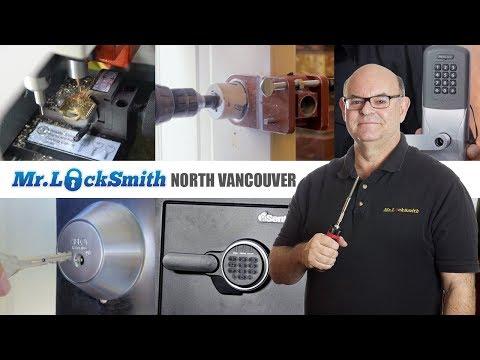 Mr. Locksmith North Vancouver 604-239-2111