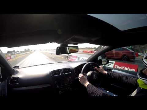 Repeat SUPERCHARGED Mustang (575WHP!) VS  BIG TURBO MK7 GTI