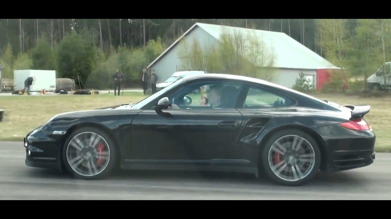 F10 Bmw M5 Vs Porsche 911 Turbo Pdk Double Clutch Mk Ii