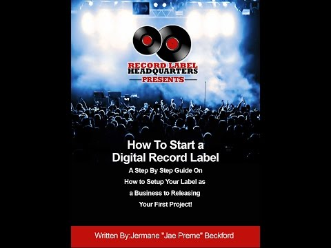 How to Get Your Music On ITUNES - How To Start a Digital Record Label