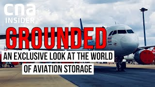 COVID-19: With Travel Halted, What Happens To The Planes? | Grounded | CNA Documentary