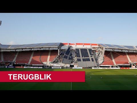 Deel AFAS Stadion-dak