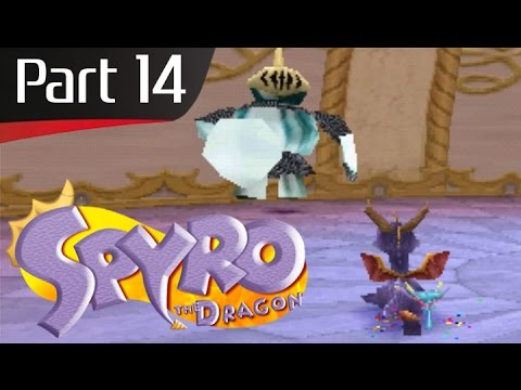 Spyro the Dragon (PS1) - Part 14: It's a miracle that I even function sometimes