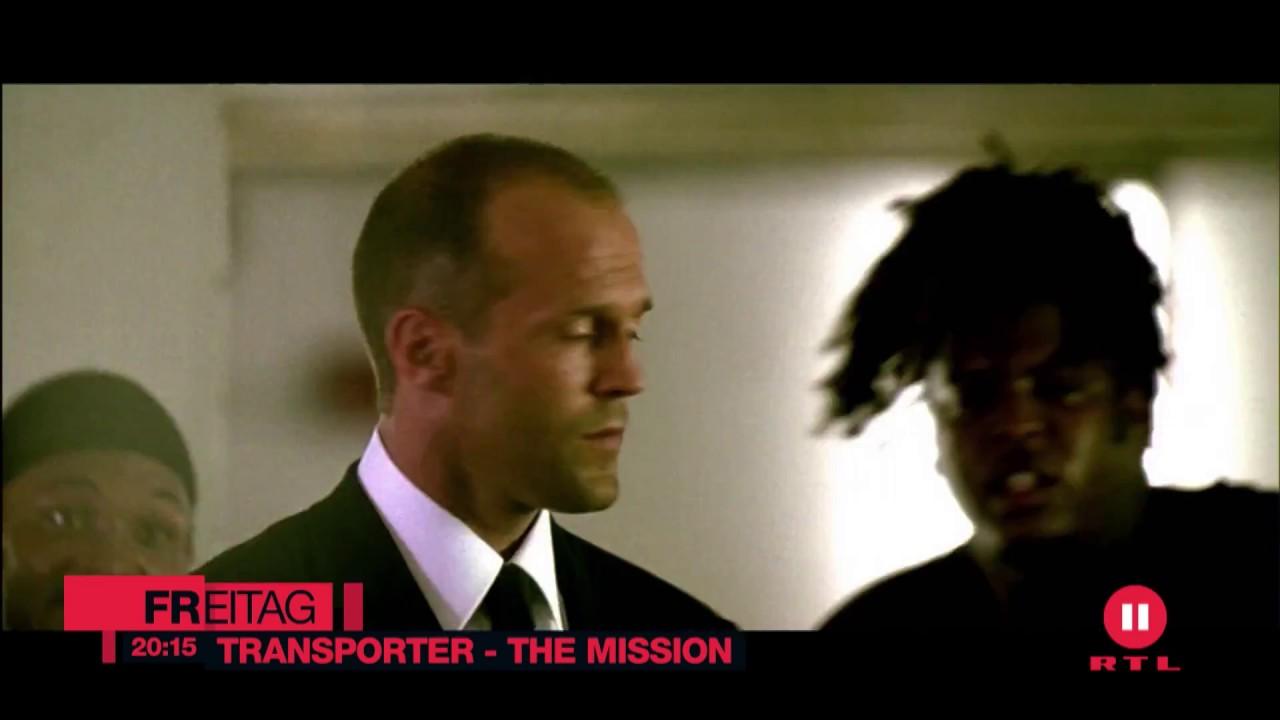 transporter the mission