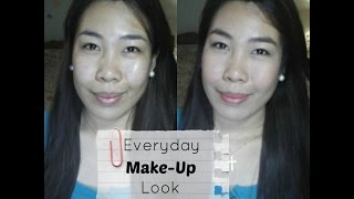 Everyday Make-Up Look l Philippines Thumbnail