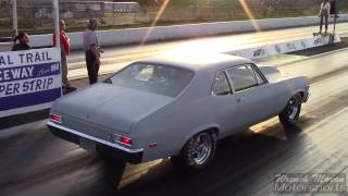 1972 Nova Drag Racing NTR 2014