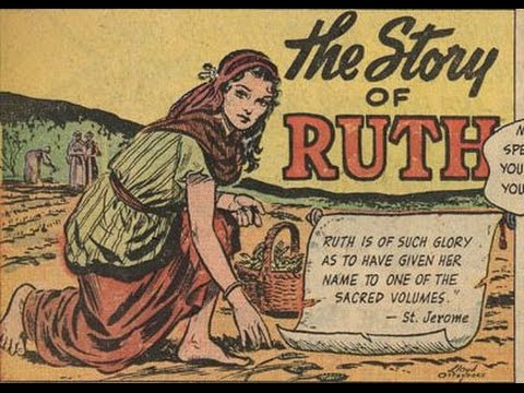 Book Of Ruth New American Bible Youtube