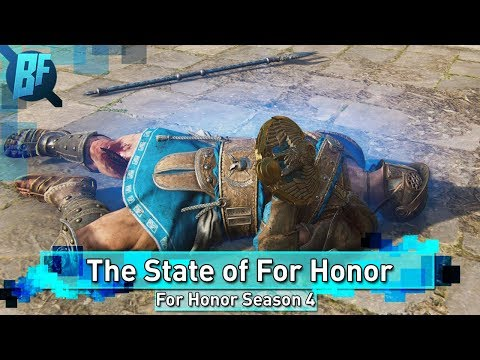 For Honor Season 4: State of For Honor [Must Watch For New Players]
