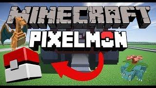 Minecraft Xbox/PE New Pixelmon Mod/Addon