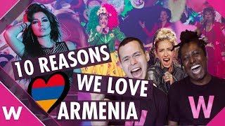 10 reasons we love Armenia at the Eurovision Song Contest