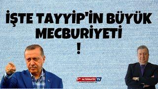 İŞTE TAYYİP'İN BÜYÜK MECBURİYETİ !(Sabahattin Önkibar-Alternatif) #haber