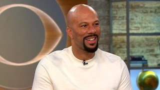 Rapper and actor Common on music and political activism