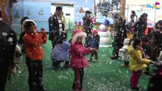 Playdoci korea Ski 熊津娱乐园韩国滑雪1