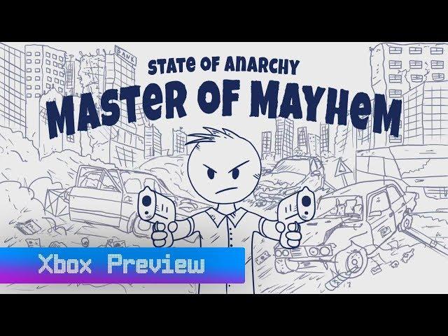 [Xbox Preview] Master Of Mayhem
