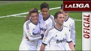 Resumen de Real Madrid (3-1) Real Betis - HD - Highlights