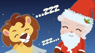 Música de Natal para ninar seu bebê ♫ Música Infantil ♫ (Leãozinho Voador)