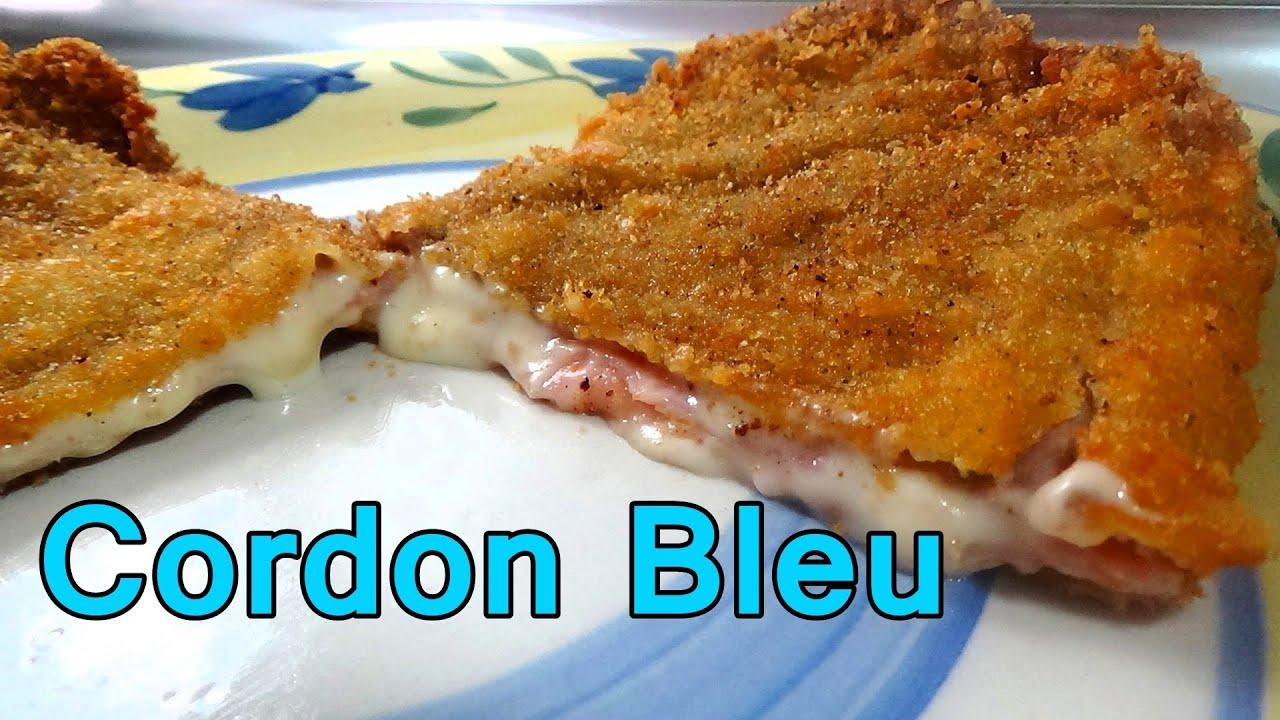 Cordon bleu o milanesas recetas de cocina faciles for Cenas faciles y economicas